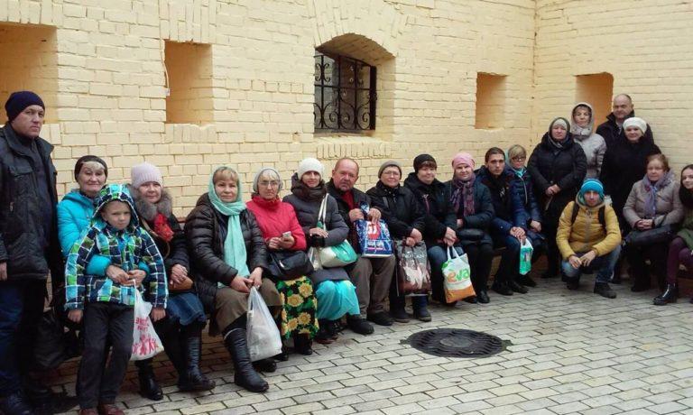 Паломническая поездка по святым местам Киева 25.11.2017