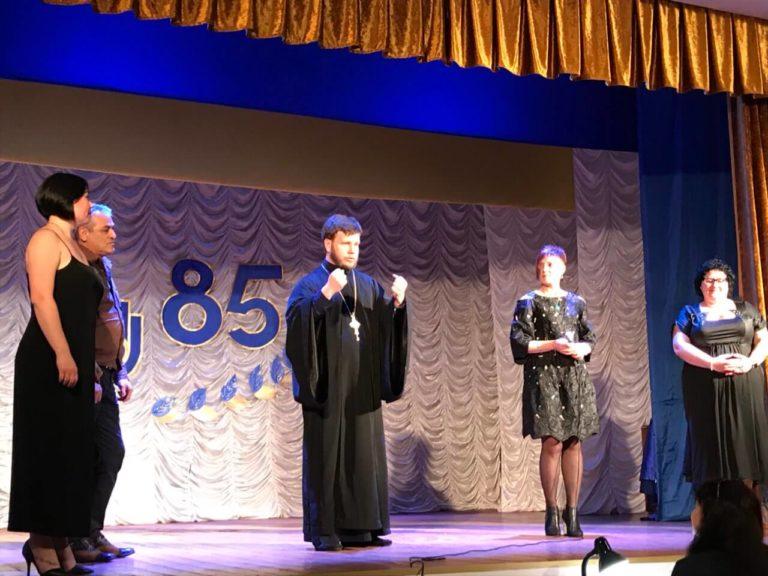 Торжество по случаю 85-летия основания Всеукраинской Организации УТОГ